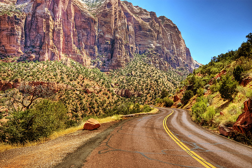 small zions national park