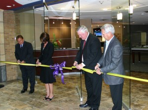 apts utah: ribbon cutting