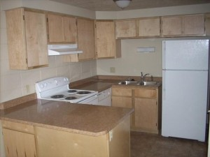 apts utah: kitchen