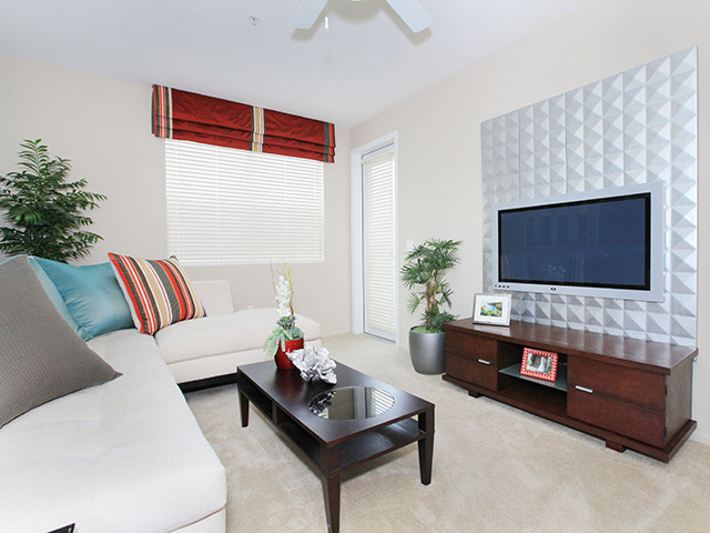 Apartments in Utah Living Room