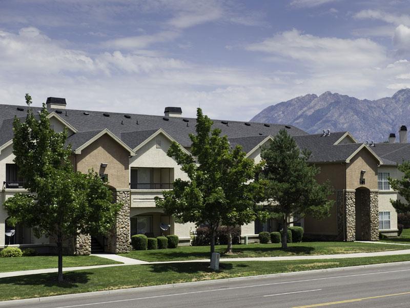 Utah Apartments Near Trax Station
