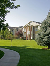 Apartments in north salt lake